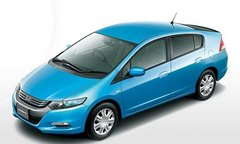 Honda Insight Hybrid 1.3 (A)