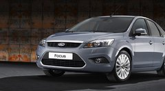 Ford Focus 1.6 5Dr (A)