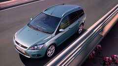Ford Focus 1.6 Wagon (A)