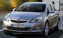 Opel Astra Hatch 1.6 (A)