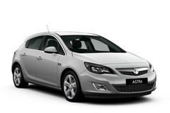 Opel Astra Hatch 1.6 Turbo (A)