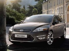 Ford Mondeo<br />2.0 Turbo Ecoboost Titanium 4dr (A)