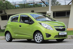 Chevrolet Spark 1 0 Ls A Fuel Consumption Oneshift Com