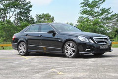 Mercedes-Benz E 350 CDI BlueEFFICIENCY (A)