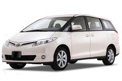 Toyota Previa<br />Super Deluxe 2.4 8-seater with Moonroof (A)