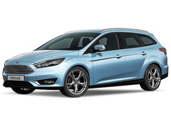 Ford Focus 1.6 TiVCT Wagon Trend (A)