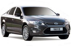 Ford Mondeo<br />2.0 Turbo Ecoboost Titanium 5dr (A)