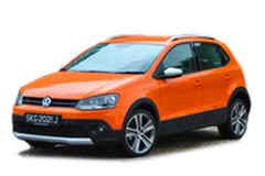 Volkswagen Cross Polo 1.2 TSI (DSG)