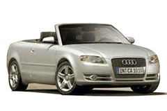 Audi A4 Cabriolet 2.4 (A)