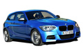 BMW M Series  M135i 3.0 3 Door (A) 2012