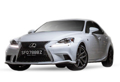Lexus IS250 F Sport (A)