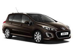 Peugeot 308<br />1.6A Turbo Allure Glass Roof 5-dr