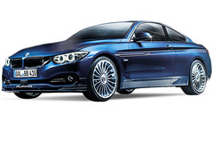 BMW Alpina B4 3.0 Biturbo Coupe (A)