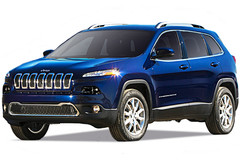 Jeep Cherokee Trailhawk 2.4 (A)