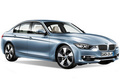 BMW 3 Series Sedan 320i Efficient Dynamics Edition (A)