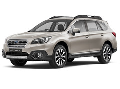 Subaru Outback 2.5i-S AWD CVT promotion by Motor Image Enterprises Pte Ltd