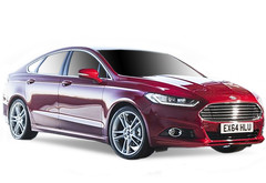 Ford Mondeo<br />1.5 Turbo Ecoboost Titanium 4Dr (A)