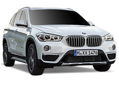 BMW X1 sDrive20i (A) promotion by Performance Motors Ltd