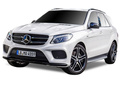 Mercedes-Benz GLE 450 AMG 4Matic Coupe (A)