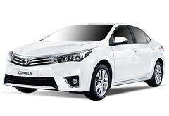 Toyota Corolla Altis<br />1.6 Standard Sports C3 Facelift (A)