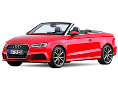 Audi A3<br />Cabriolet 1.4 TFSI S Tronic (Attraction)