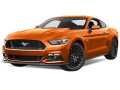 Ford Mustang 2.3 Ecoboost Coupe (A)