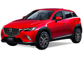 Mazda CX-3 Sky Active 2.0 Deluxe 6 Speed (A)
