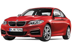 BMW M Series 2 Series M240i Coupe (A)