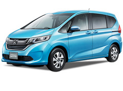 Honda Freed Hybrid 1.5 G (A)