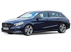 Mercedes-Benz CLA Shooting Brake 200 (A)