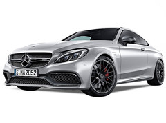 Mercedes-Benz C-Class Coupe C 63 S AMG (A)