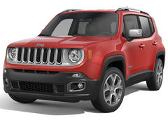 Jeep Renegade Limited 1.4 (A)