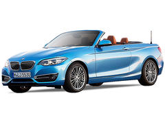 BMW 2 Series 220i Convertible Sport (A)