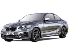 BMW 2 Series 218i Coupe Sport (A)
