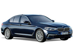 BMW 5 Series 520i Sedan Luxury (A)