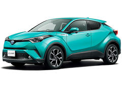 Toyota C-HR<br />1.2 Turbo Luxury (Mono Tone) (A)