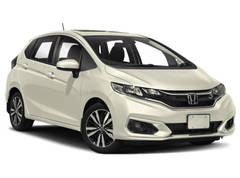 Honda Fit 1.3 GF Package Facelift (A)