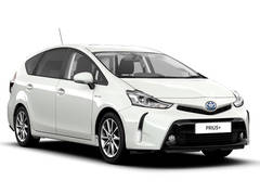 Toyota Prius + 1.8 (A)