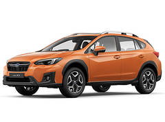 Subaru XV 2.0i Eyesight CVT (A)
