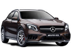 Mercedes-Benz GLA 45 AMG 4Matic (A)