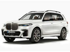 BMW X7<br />xDrive40i Pure Excellence (6 seater) (A)