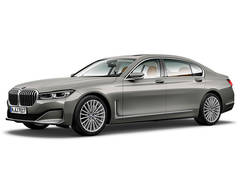BMW 7 Series 740Li Pure