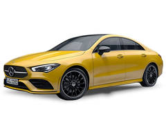 Mercedes-Benz CLA Coupe<br />200 Progressive (A)