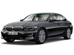 BMW 3 Series 320i Sedan Luxury (A)