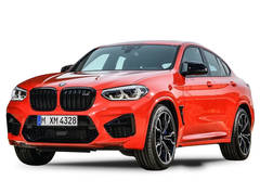 BMW M Series X4 M Competition (A)