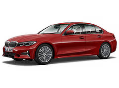 BMW 3 Series 330e Sedan Luxury Line (A)