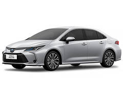 Toyota Corolla Altis<br />1.6 Elegance (With TSS) (A)
