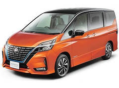 Nissan Serena e-Power Touring Edition (A)