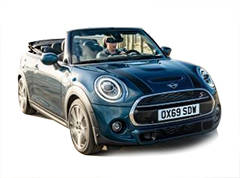 MINI Cooper<br />Convertible Sidewalk Edition (A)