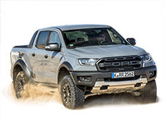 Ford Raptor 2.0 4WD Double Cab Limited (A)